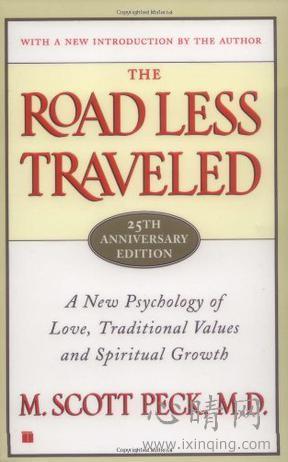 心理学书籍在线阅读: The Road Less Traveled