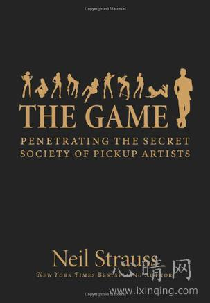 心理学书籍在线阅读: The Game:Penetrating the Secret Society of Pickup Artists