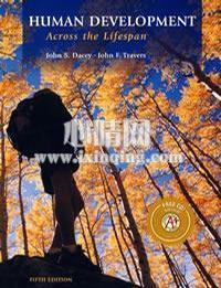 心理学书籍在线阅读: Human Development Across the Lifespan. 5th ed.
