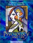 心理学书籍在线阅读: Psychology and Life (16th Edition)